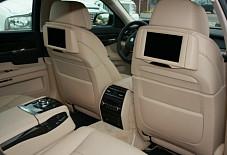 BMW 750i  Москва
