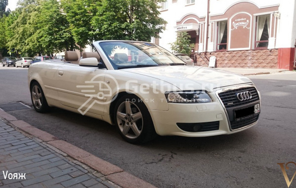 Audi A4 Cabrio Липецк