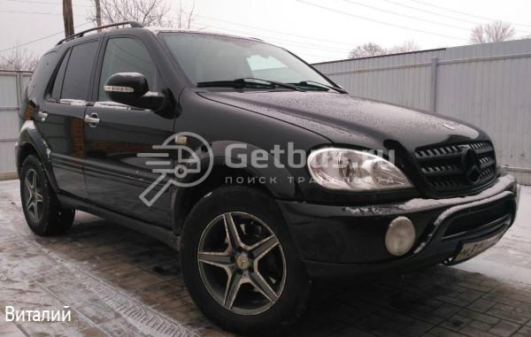 Mercedes-benz ml430 Липецк