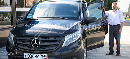 Mercedes Benz Vito 447 Tourer NEW Москва