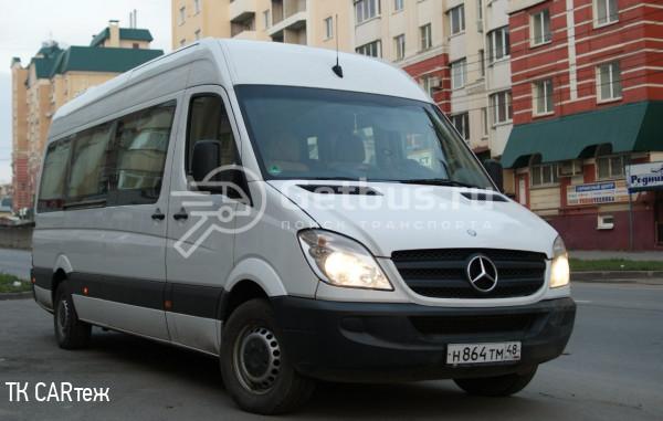 Mercedes Transfer Липецк