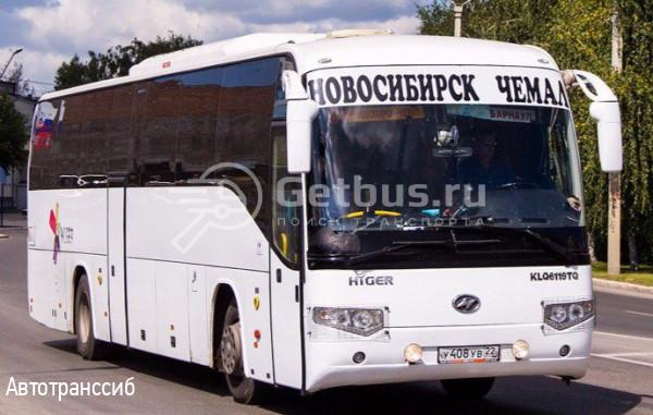 HIGER Барнаул