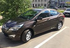 Hyundai Solaris Архангельск
