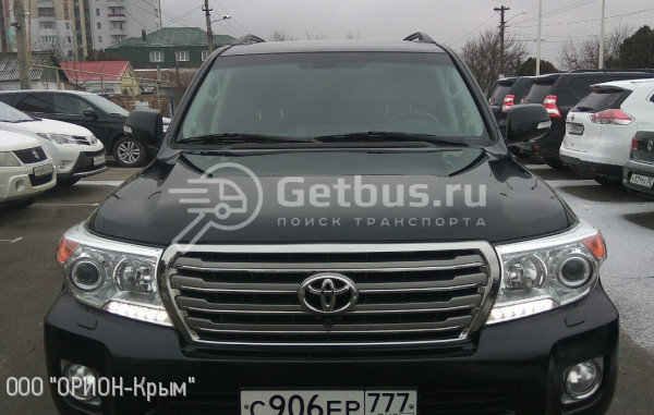 Toyota Land Cruiser 200 Симферополь
