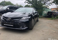 Toyota Camry Владивосток