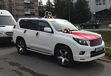 Toyota Land Cruiser Prado 150 Архангельск