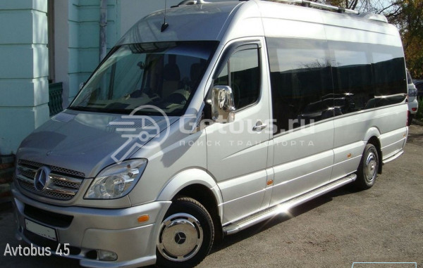 Mercedes-Benz Sprinter Курган