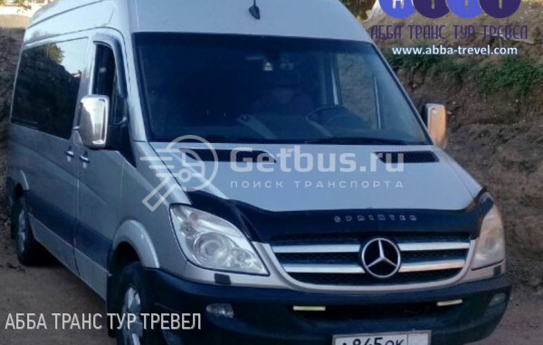 Mercedes-Benz Sprinter Севастополь