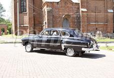 ЗИМ ГАЗ 12 Москва