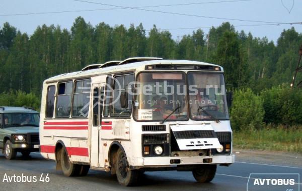 ПАЗ 3205 Курск
