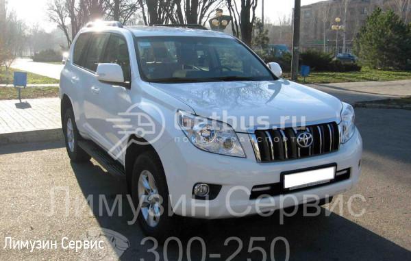 Toyota Land Cruiser Брянск