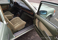Mercedes w 116 Москва