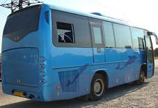 Shenlong bus Краснодар