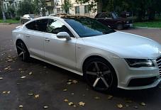 Audi A7 Липецк