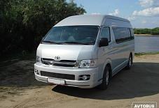 Toyota Hiace Курган