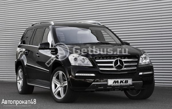 Mercedes-Benz GL 500 Липецк