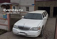 LINCOLN TOWN CAR «WHITE» Липецк