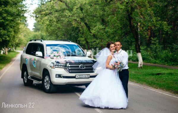 Toyota Land Cruiser 200 new Барнаул