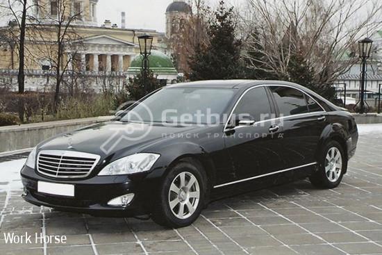 Mercedes-Benz S 600 Long Архангельск
