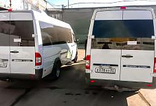 Mercedes-Benz Sprinter Tourist Барнаул