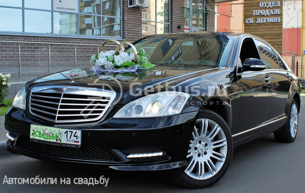 Mercedes-Benz S500 LONG 4 MATIC W221 Restyling Челябинск