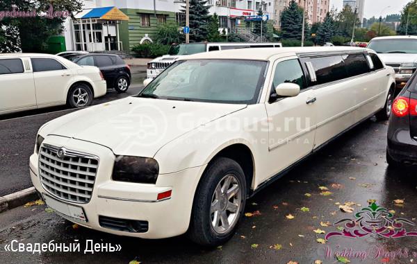 Chrysler 300C Липецк