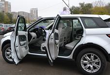 Range Rover Evoque Магнитогорск