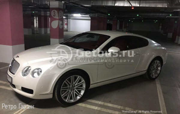 Bentley Continental GT Москва