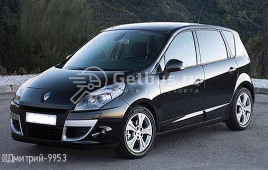 Renault Scénic Брянск