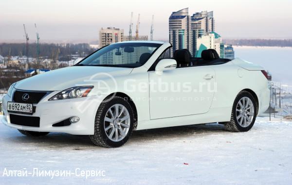 Lexus Барнаул