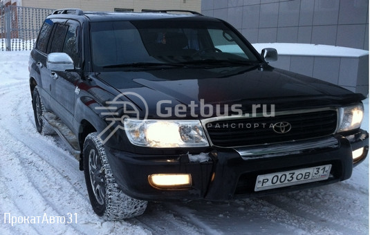 Toyota Land Cruiser 100 Белгород