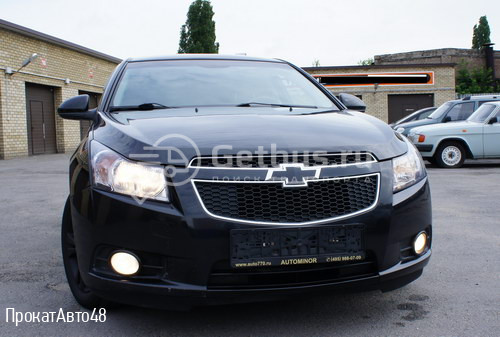 Chevrolet Cruze Липецк
