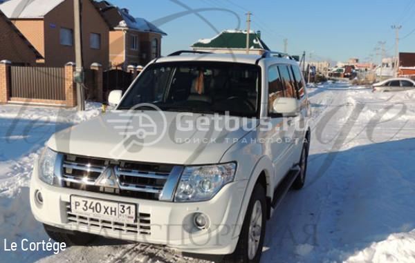 Mitsubishi Pajero Белгород