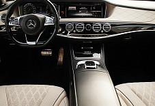Mercedes-Benz s400 W222 Тюмень