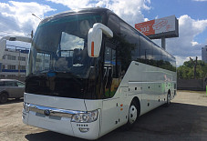 Автобус Ютонг Екатеринбург
