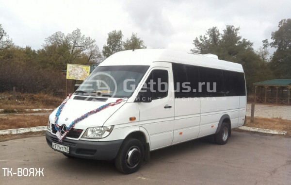 Mercedes-Benz Sprinter 411 Саратов