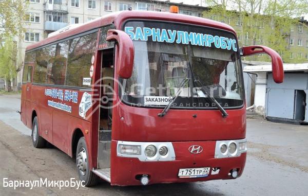 HYUNDAI AERO TOWN Барнаул