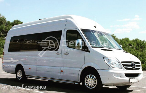 Mercedes-Benz Sprinter Барнаул