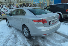 Toyota Avensis Архангельск