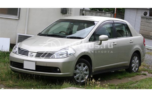 Nissan Tiida Брянск
