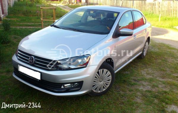 Volkswagen Polo Брянск
