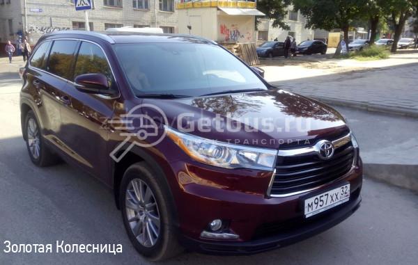 Toyota Highlander Брянск