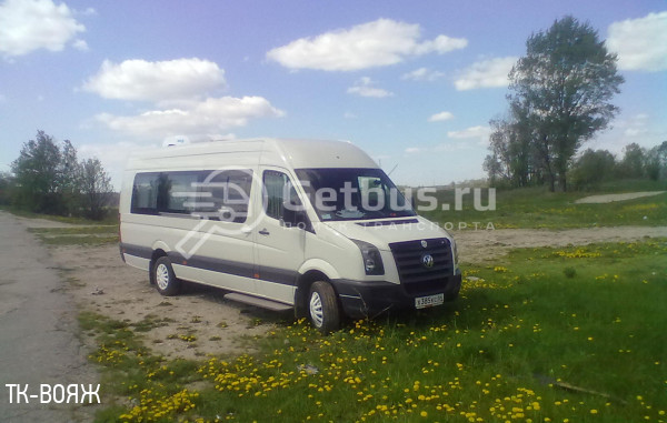 VW Crafter 109 Саратов