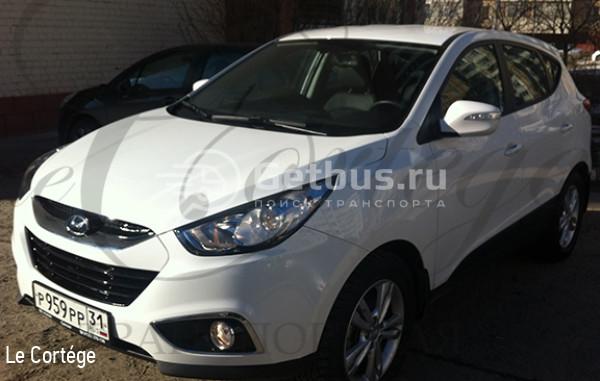 Hyundai IX-35 Белгород