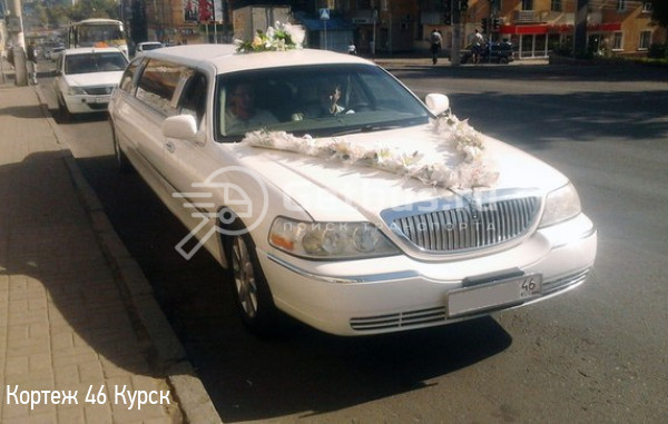 Limousine Lincoln Town Car Курск