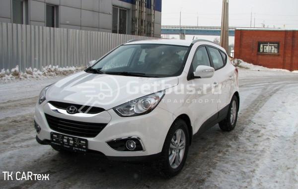 Hyundai IX 35 Липецк