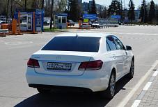 Mercedes E-klasse, W212 Уфа