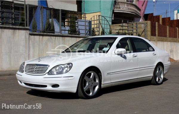 Mercedes Benz S350 LONG Пенза