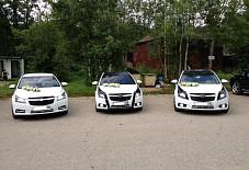 Chevrolet Cruze Калуга