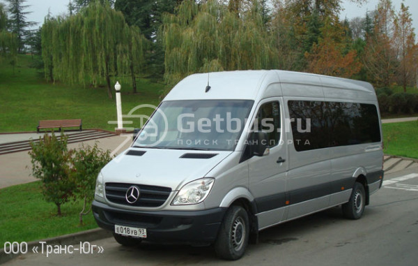 Mercedes-Benz Sprinter 318 maxi  Сочи